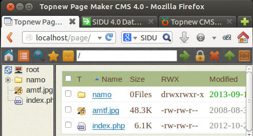 Topnew CMS Page Maker 5.0